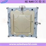 Schermo di visualizzazione esterno del LED dell'affitto P6 (FCC del CE ccc RoHS)