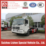 Balanç-Arm Garbage Truck para Sale 8 Cbm Capacity Hook Arm Garbage Vehicle