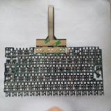 Membrana della tastiera dello strato della cupola del metallo