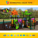 Sales caldo Kids Outdoor Playground con Swing (A-15104)