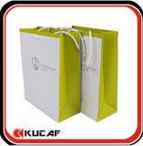 Bolso de compras al por mayor del papel de bolsa de papel de la reutilización
