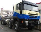 Caminhão comercial de Iveco Genlyon 8X4 quente em Ghana