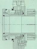 Guarnizione meccanica per industria chimica (Hz3)