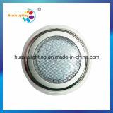 Luz subacuática de la piscina montada en la pared de la alta calidad Ss304/316 del fabricante de China, luz de la piscina del LED