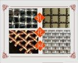Черная сетка волнистой проволки используемая для горнодобывающей промышленности и угля