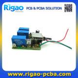 USBのサーキット・ボード+フラッシュ駆動機構の電子工学デザイン
