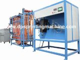 부대 Webbings Cutting와 Winding Machine