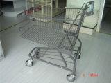 Carrello americano del carrello di acquisto del supermercato