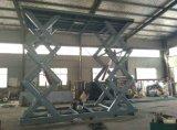 Idraulici stazionari automatici Scissor la Tabella di elevatore per il magazzino