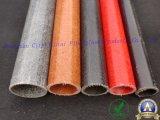 Alto tubo de la fibra de vidrio del aislante con buena resistencia térmica