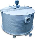 """不用な熱回復熱交換器は「溶接した304ステンレス鋼の版の幅チャネルの熱交換器""""を"""