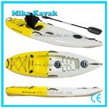 petite Chine vente en gros en plastique bon marché de kayak de 2.6m