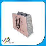 Bolsa de papel de empaquetado de las compras del regalo barato al por menor de encargo