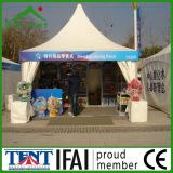 アラビアテントの屋外のテント展覧会のテント