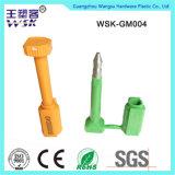 Selo do parafuso do recipiente da alta qualidade do preço de fábrica de Zhejiang com código de barra