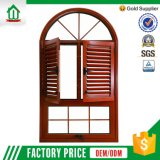 Grade superiore Aluminum Casement e Louver Window (A-L-W-001)