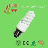 La pleine économie d'énergie en spirale allume la lampe de T2-11W CFL (VLC-MFST2-11W)