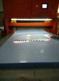 folha rígida do PVC do branco lustroso elevado de 1220*2440mm para a impressão