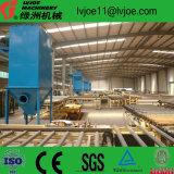 El papel hizo frente al equipo de la fabricación de placa del yeso