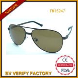Glassic Popular Style Metal Sun Glass (FM15247)