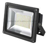 Ce RoHS Approved LED Flood Light dell'UL SAA con Bridgelux Chip e Meanwell Driver