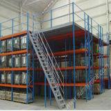Plataforma del acero del almacén de almacenaje de la alta calidad