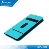 Оптовое высокое качество Leather Phone Covers для Samsung S6 Edge