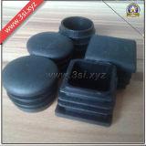 Spina di plastica della conduttura della mobilia del quadrato nero (YZF-H184)