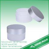 vaso crema rotondo acrilico 15g per l'estetica
