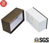Rectángulo de regalo de la tarjeta de papel, rectángulo de papel del regalo, rectángulo de empaquetado de papel de gama alta
