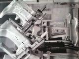 Автоматическая прессформа ботинка PU Desma впрыски