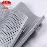 Spezieller Entwurfs-Aluminiumdeckenverkleidung verwendet für die Exteriror Wand dekorativ