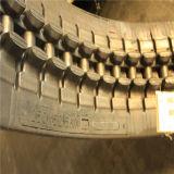 A borracha da exatidão elevada segue 250*52.5k*80 para mini máquinas escavadoras