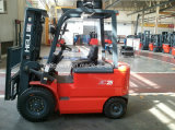 Heli 2t WS Electric Forklift mit Four-Wheel und Curtis Controller (CPD20)