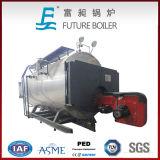 Bestes verkaufenWns1.5-1.0-Y. Q. Abgefeuerter Dampfkessel des Schmieröl-(Gas)