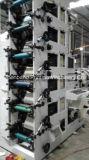 Machine d'impression de papier de 6 couleurs pour le sac de papier (ZBRY-560-6)