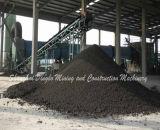 Areia, secador giratório de Benotite para areia de secagem