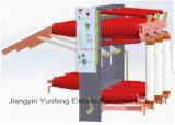 40.5kv Onderbreking Met hoog voltage schakelaar-Fzrn35GF-40.5D van de Lading van het Type van reeks de Verzegelende Vacuüm