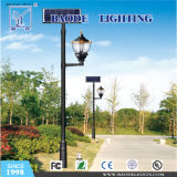8m Galvanized Round en Conical Street Lighting Pool (bdp-3)