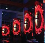Extra-HD SMD P5 weiche LED-Innenbildschirmanzeige