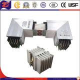 Aluminium inférieur Busduct d'Impendance IP54