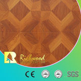 12.3mm E0 AC4 Embossed Oak Sound -吸収のWood Wooden Laminate Floor