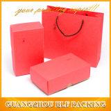 Caixa de empacotamento de papel dos sacos de chá