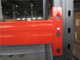 Crémaillère industrielle lourde de palette d'entrepôt