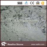 Ice brasiliano Blue White Granite Slab per Countertop