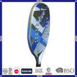 Ракетка тенниса пляжа углерода с высоким качеством