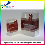 Kundenspezifische Großhandelsbüttenpapier-Einkaufstasche mit Firmenzeichen