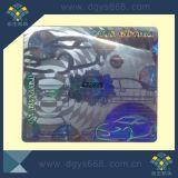 De Sticker van de Laser van het Glas van het Autoraam van de douane