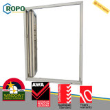 O plástico o mais atrasado de UPVC/PVC queDobra Windows e o projeto das portas