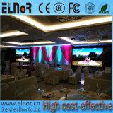 Afficheur LED polychrome d'intérieur de location de haute résolution de P2.5 SMD